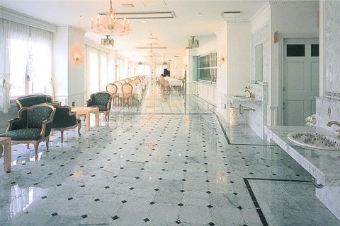 ルネッサンス瀬戸内 食堂